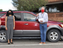 YWCA Receives Generous Donation to Provide Client with a Vehicle