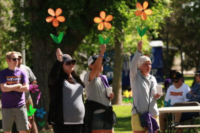 Walk/Drive to End Alzheimer's Tomorrow in Sweetwater County
