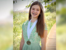 Green River Teen Emmalee Skinner Named Distinguished Young Woman of Wyoming