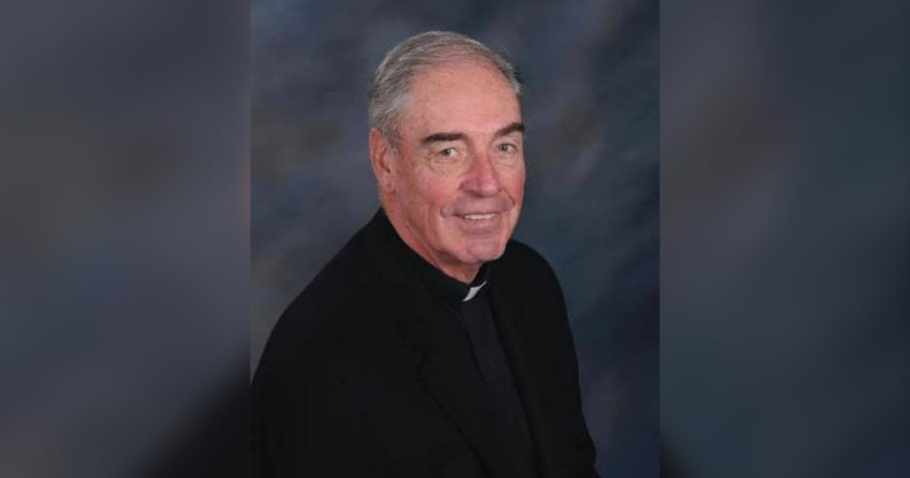 Father Carl Beavers (September 16, 1942 –  July 23, 2020)