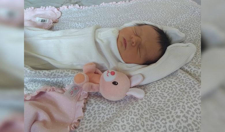 Birth Announcement: Amora Jay Burch
