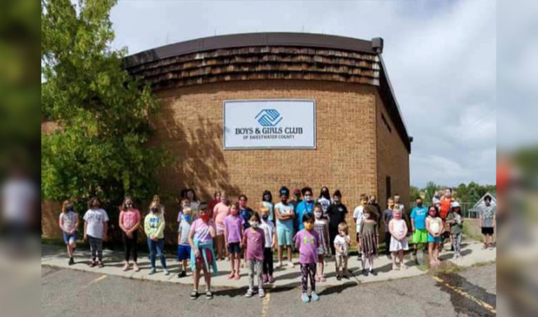 Boy's and Girls Club of Sweetwater County Receives Big Donation