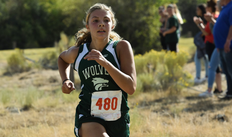 Wolves, Tigers Kick Off Cross Country Season in Green River