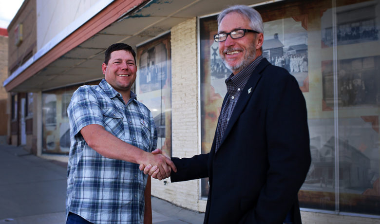 Rock Springs Mayor Tim Kaumo Endorses Larry Hickerson for City Council