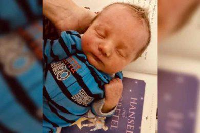 Birth Announcement: Maizyn Lane Pollen Deichmueller
