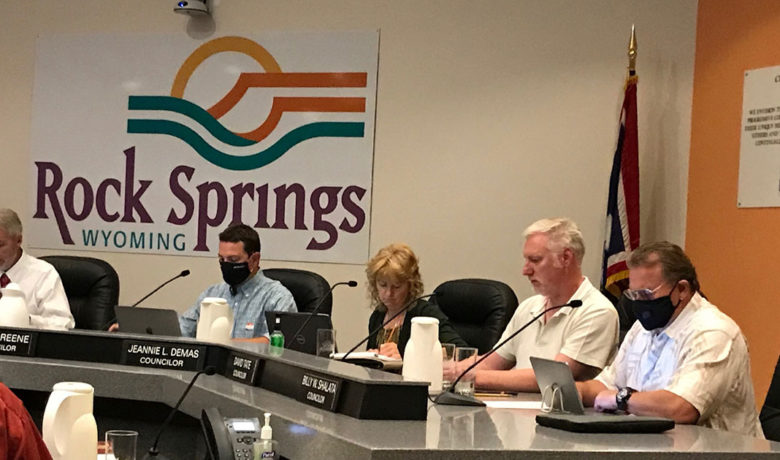 Rock Springs Council Continues to Question Bitter Creek RFP Process