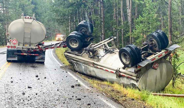 3,000 Gallons of Fuel Spilled in Yellowstone National Park
