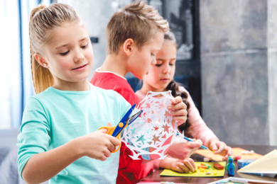 Registration for the Green River After School Program (GRASP) is NOW OPEN