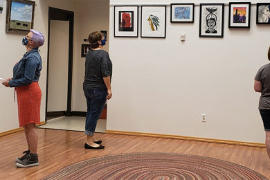 Green River Library Exhibit Features 9 Local Artists