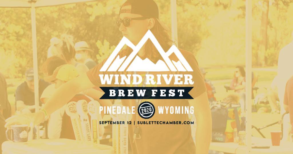 Pinedale's Wind River Brew Fest Returns September 12th