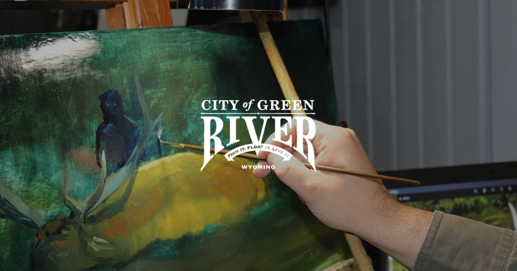 Support Local Artists and the Green River Arts Council–BID NOW!