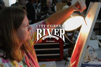 Online Art Auction to Support Local Artists and the Green River Arts Council