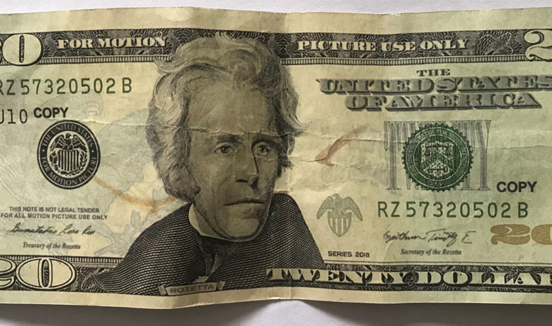 Counterfeit Money Used at Green River Business