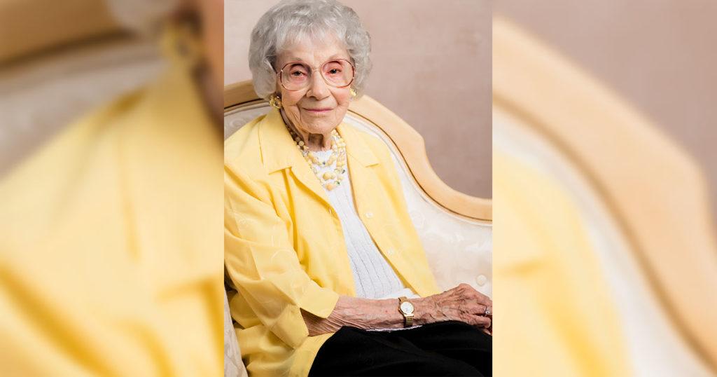 Joyce Hickey Taylor (June 20, 1922 – August 8, 2020)