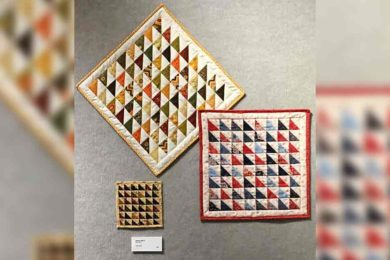 Quilters Invited to Display Masterpieces in Exhibit