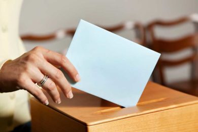 Voters Choose Write-In Candidates in Primary Election