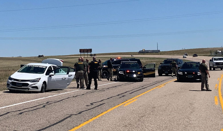 Cheyenne Man Attempts to Elude Highway Patrol Troopers; Arrested for Multiple Charges