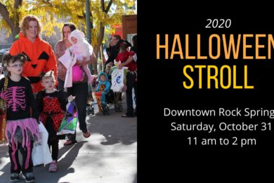 Downtown Halloween Stroll