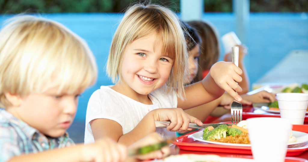 Sweetwater County School District No. 1 Offering Free Meals to End of Year