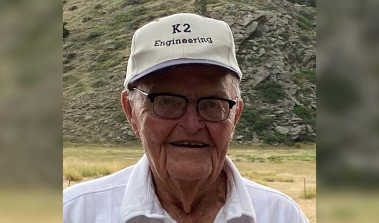 J. Kenneth Kennedy (June 9, 1926 – September 15, 2020)