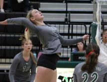 Lady Wolves Lose to Lady Broncs in 3 Sets