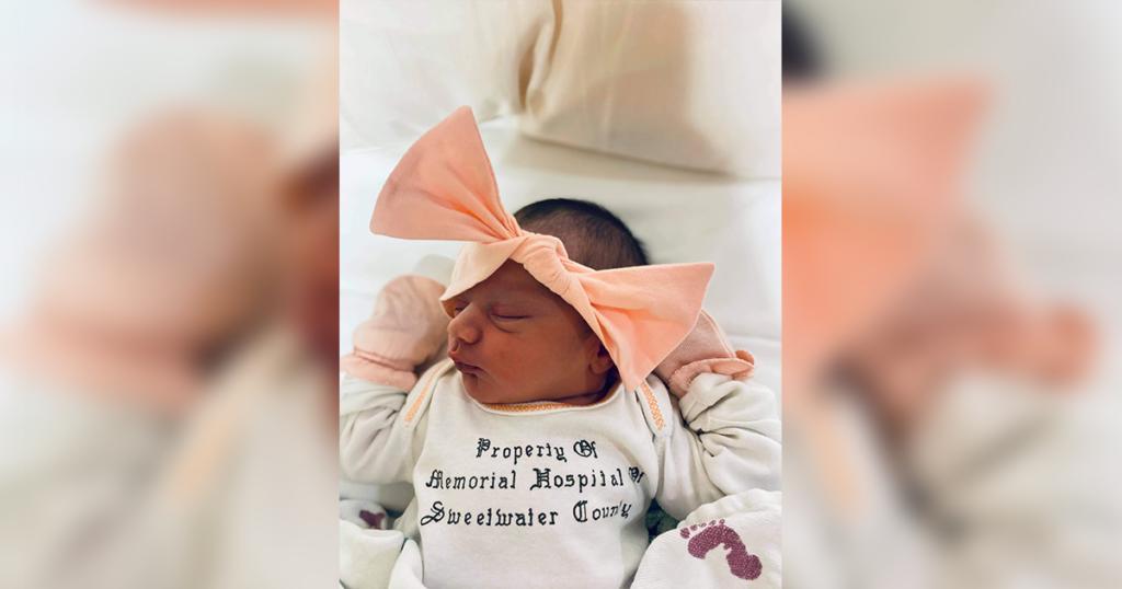 Birth Announcement: Hadlee Brooklyn George