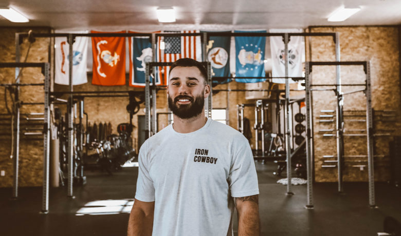 #HOMETOWN HUSTLE: Cooper Palmer | Iron Cowboy CrossFit