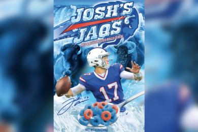 Former Wyoming QB Josh Allen Gets His Own Cereal