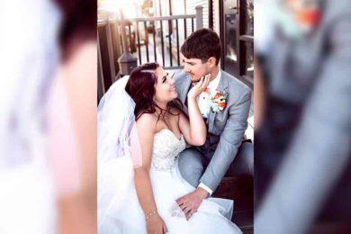 Wedding Announcement: Munoz and Shields