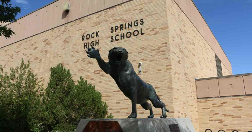 Rock Springs High School Student Tests Positive for COVID-19