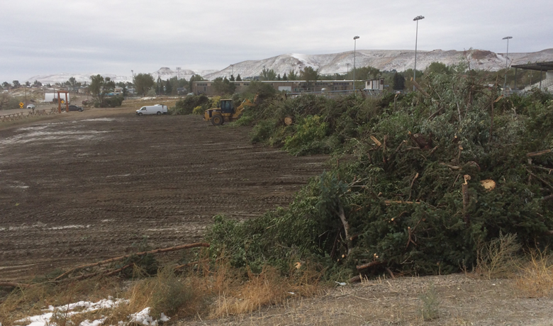 City of Green River Clarifies Approved Dump Site Material at Rodeo Grounds