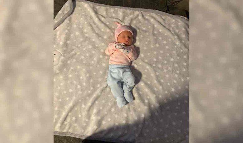 Birth Announcement: Vera Elizabeth Barnson
