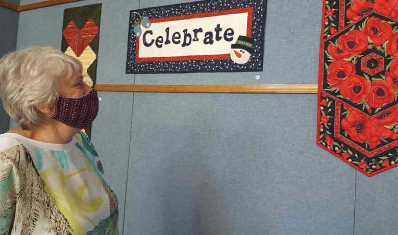 Colorful Quilts Now on Display at White Mountain Library