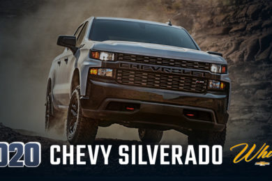 Find Yourself in a NEW 2020 Chevy Silverado 1500 This Fall