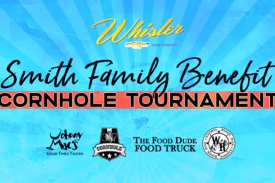 Whisler Chevrolet & Cadillac Cornhole Tournament Fundraiser