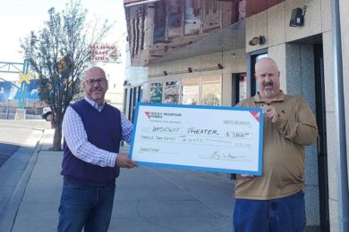 Broadway Theater Receives Funding from Rocky Mountain Power