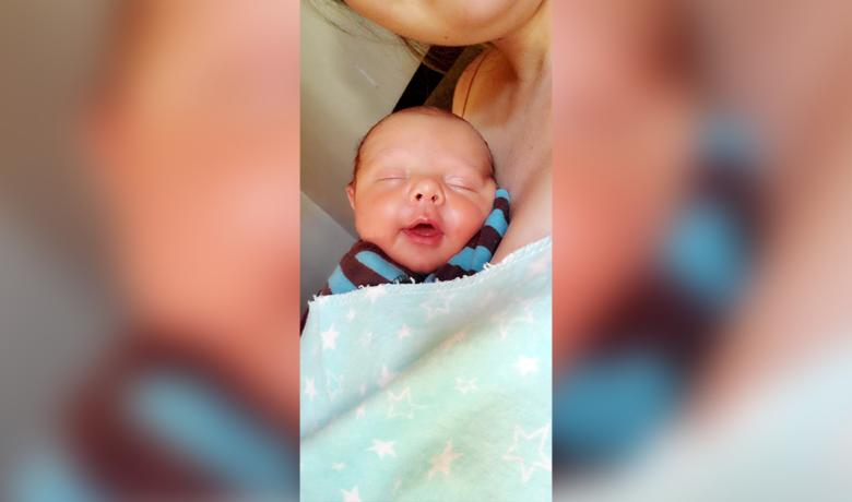 Birth Announcement: Elliot Lee Moon