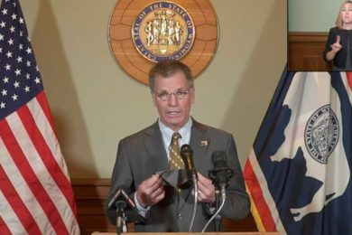 Governor Gordon: COVID-19 Provides Interesting Political Tool, Remains a Real Threat