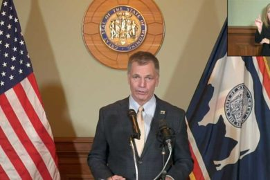 Governor Utilizes CARES Funds to Provide Free At-Home COVID-19 Testing