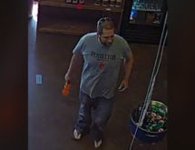 RSPD Looking for Suspect in Counterfeit Bill Case