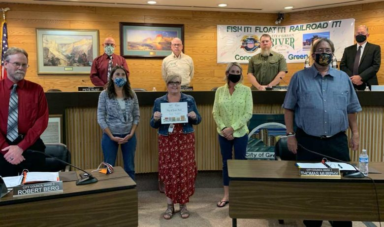 Green River Main Street Honored With Accredited Status