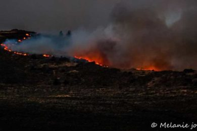 Mullen Fire Grows to 82,649 Acres; Containment Reduced to Zero Percent