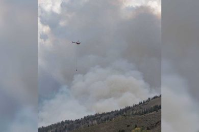 Mullen Fire Reaches Nearly 20,000 Acres; Significant Growth Expected
