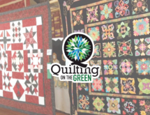 Submit Your Masterpiece for the 2021 Quilting on the Green