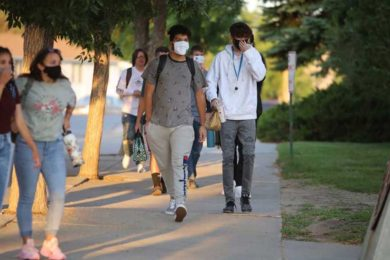 Dr. Harrist: Face Masks Are Working in Schools