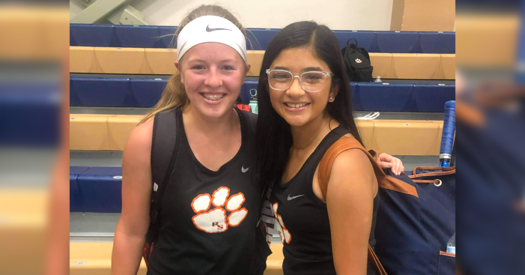 Tigers' Shuler, Rodriguez, Battle to Fourth Place Finish at State Tennis