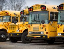 GRPD Reminds Drivers to Be Alert When Passing Buses
