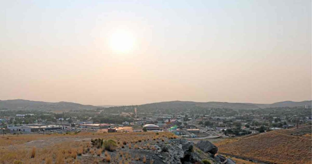 Air Quality Alert Issued for Sweetwater County