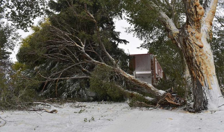 Green River Mayor Rust Declares State of Emergency Following Storm Damage