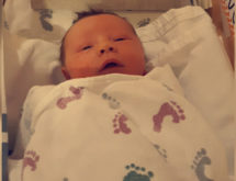 Birth Announcements: Maveric Anthony Cleveland